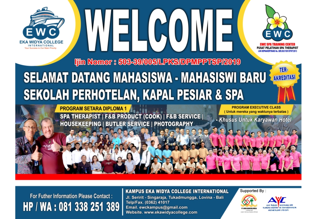 Eka Widya College (EWC)  International